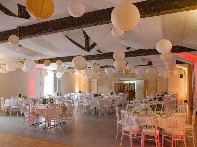 Le mariage de Damien et Alison à Archiac, Charente Maritime 5