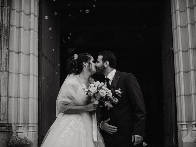 Le mariage de Manuel et Bernadette à Marçay, Indre-et-Loire 11