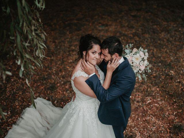 Le mariage de Manuel et Bernadette à Marçay, Indre-et-Loire 1