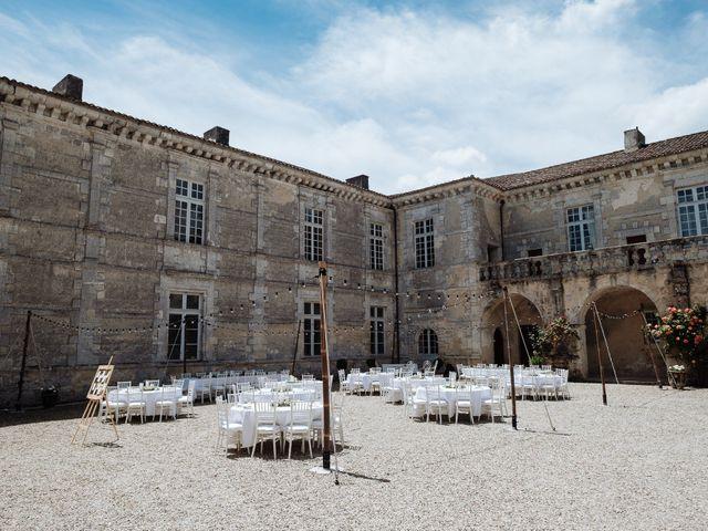 Le mariage de Jérôme et Marie-Ange à Poudenas, Lot-et-Garonne 4