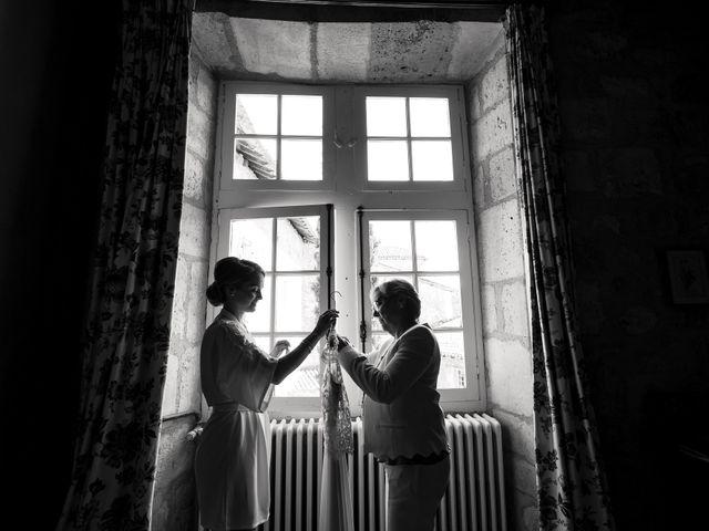 Le mariage de Jérôme et Marie-Ange à Poudenas, Lot-et-Garonne 14