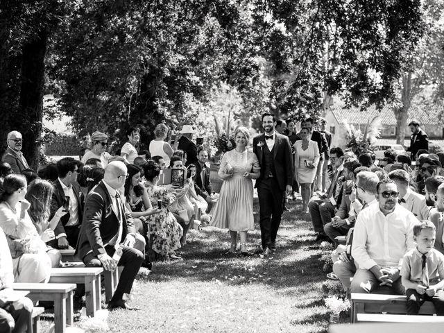 Le mariage de Jérôme et Marie-Ange à Poudenas, Lot-et-Garonne 16