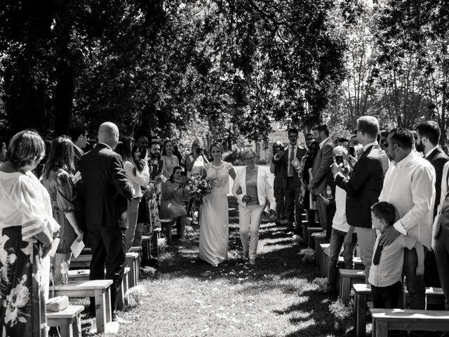 Le mariage de Jérôme et Marie-Ange à Poudenas, Lot-et-Garonne 17