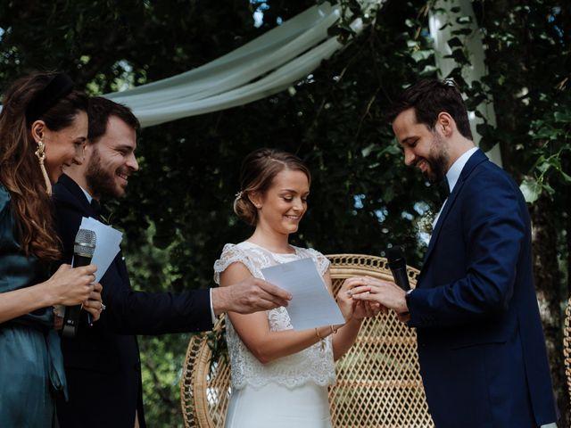 Le mariage de Jérôme et Marie-Ange à Poudenas, Lot-et-Garonne 20