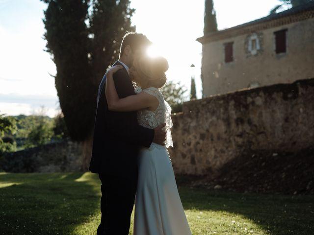 Le mariage de Jérôme et Marie-Ange à Poudenas, Lot-et-Garonne 27
