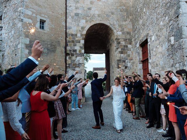 Le mariage de Jérôme et Marie-Ange à Poudenas, Lot-et-Garonne 30