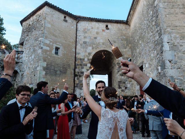Le mariage de Jérôme et Marie-Ange à Poudenas, Lot-et-Garonne 31