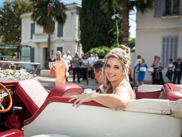 Le mariage de Jérémy et Audrey à Le Cannet, Alpes-Maritimes 16