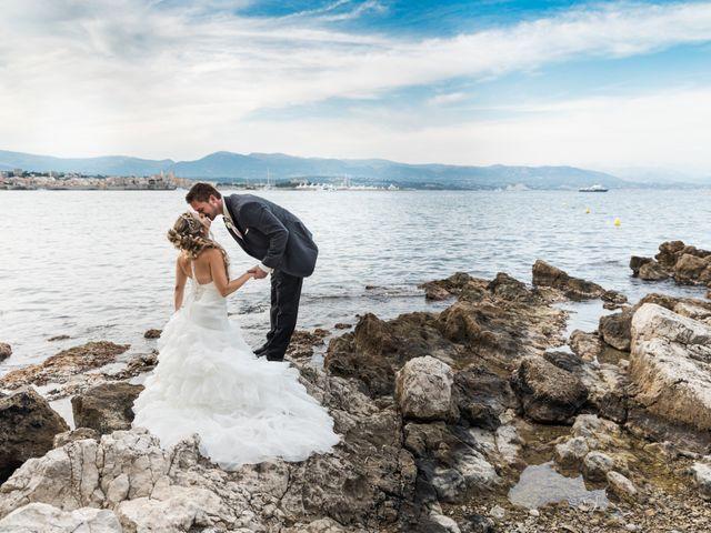 Le mariage de Jérémy et Audrey à Le Cannet, Alpes-Maritimes 23