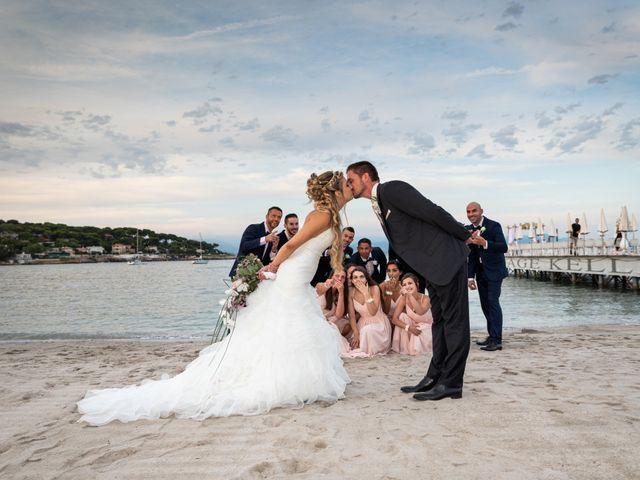 Le mariage de Jérémy et Audrey à Le Cannet, Alpes-Maritimes 28