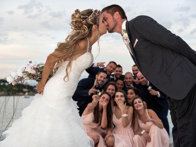 Le mariage de Jérémy et Audrey à Le Cannet, Alpes-Maritimes 29