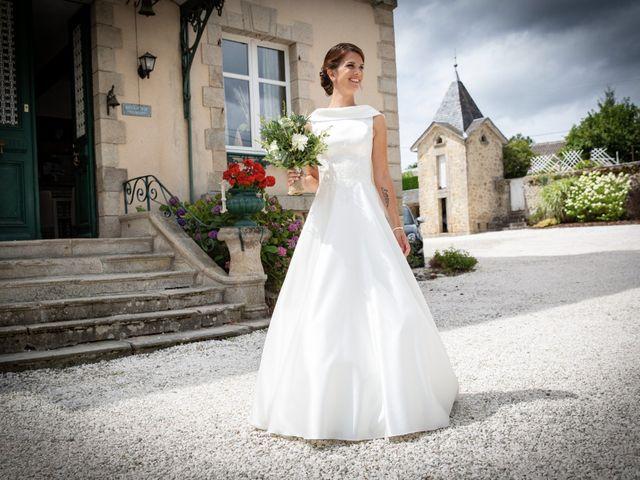 Le mariage de Joaquim et Charline à Servières-le-Château, Corrèze 6