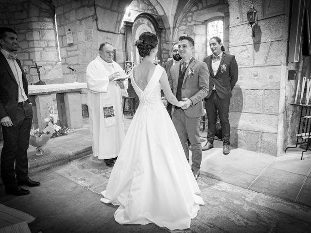 Le mariage de Joaquim et Charline à Servières-le-Château, Corrèze 10