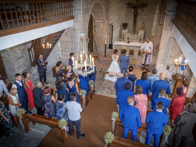 Le mariage de Joaquim et Charline à Servières-le-Château, Corrèze 31