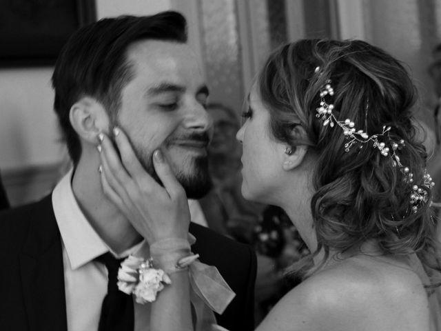 Le mariage de Jessica et Tony à Romeries, Nord 1