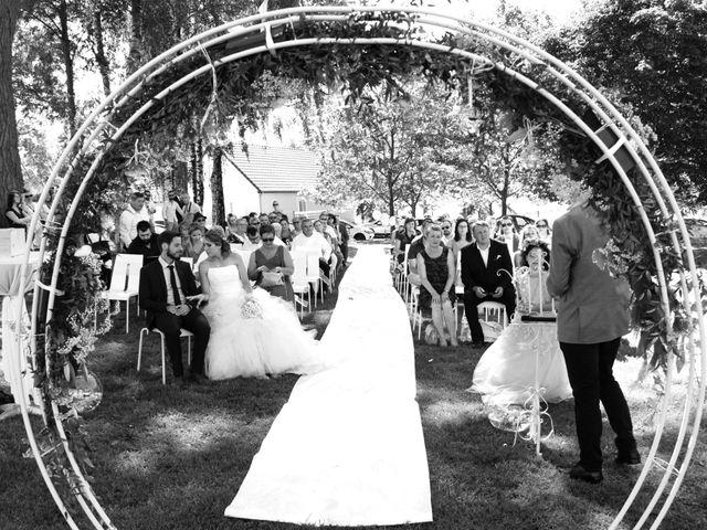 Le mariage de Jessica et Tony à Romeries, Nord 8