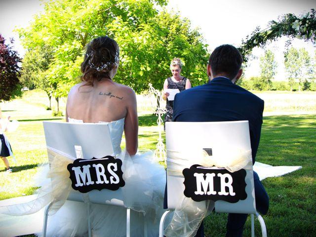 Le mariage de Jessica et Tony à Romeries, Nord 10