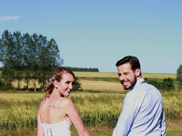 Le mariage de Jessica et Tony à Romeries, Nord 12