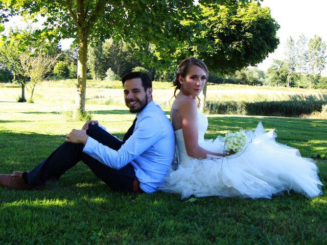 Le mariage de Jessica et Tony à Romeries, Nord 14
