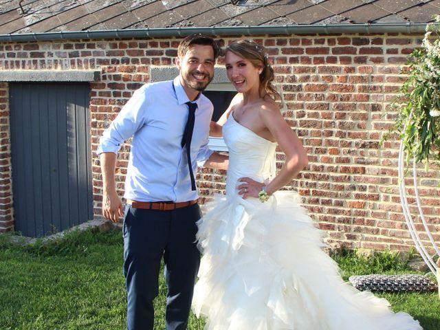 Le mariage de Jessica et Tony à Romeries, Nord 16