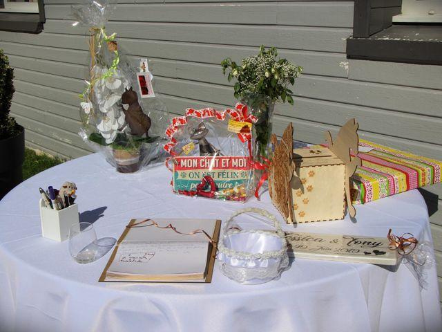 Le mariage de Jessica et Tony à Romeries, Nord 20