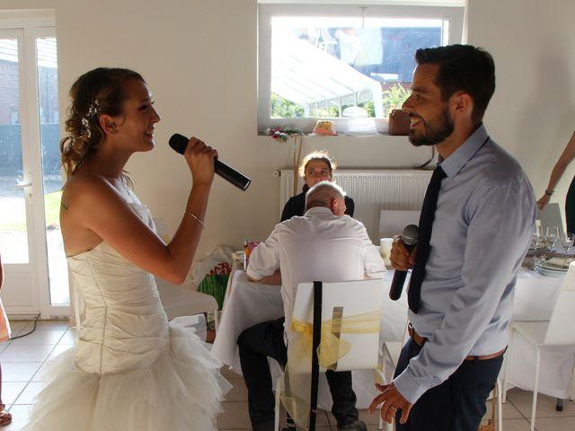 Le mariage de Jessica et Tony à Romeries, Nord 28