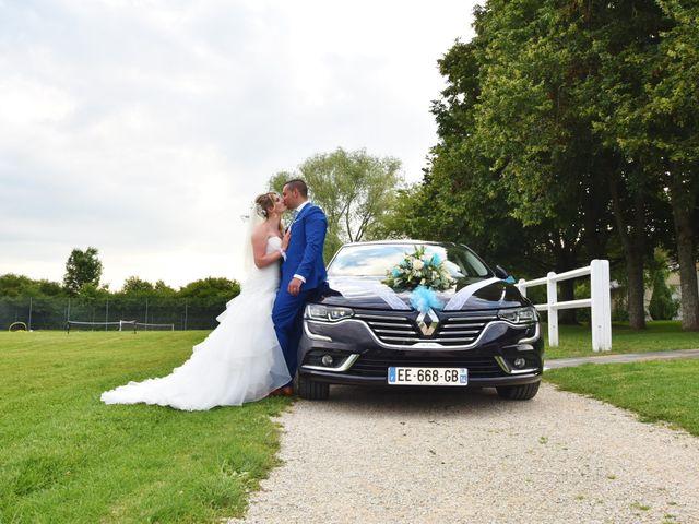 Le mariage de Laetitia et Morgan