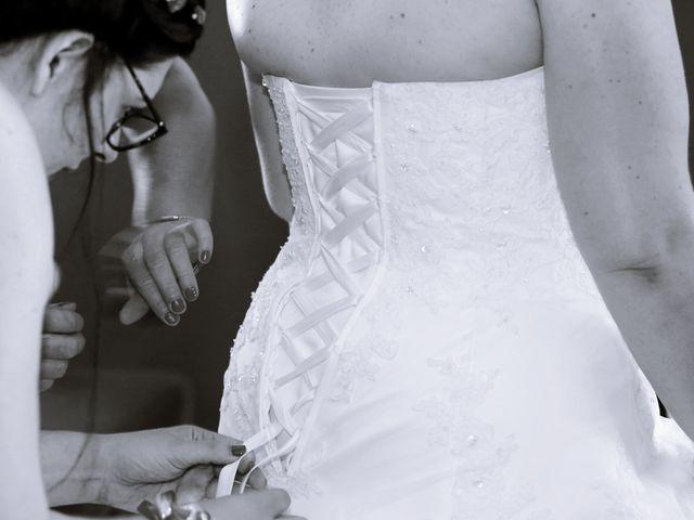 Le mariage de Patrice et Mélanie à Coutras, Gironde 6