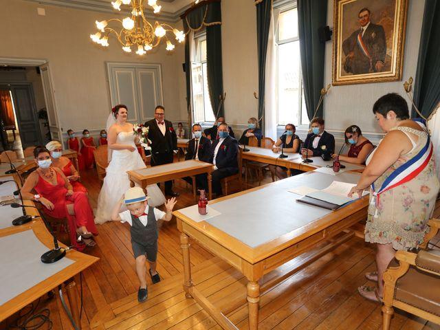 Le mariage de Patrice et Mélanie à Coutras, Gironde 7