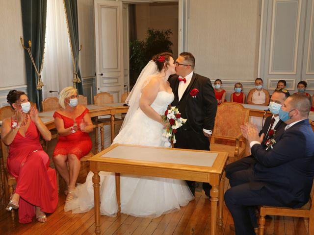 Le mariage de Patrice et Mélanie à Coutras, Gironde 8