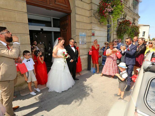 Le mariage de Patrice et Mélanie à Coutras, Gironde 9