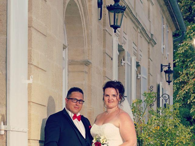 Le mariage de Patrice et Mélanie à Coutras, Gironde 10