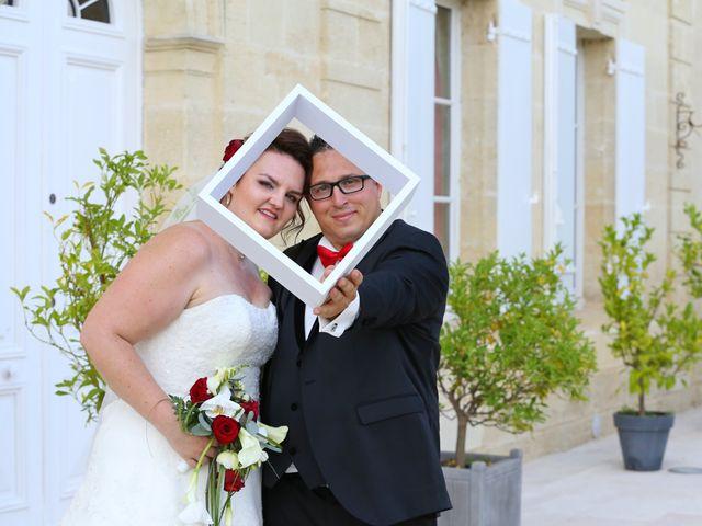 Le mariage de Patrice et Mélanie à Coutras, Gironde 11
