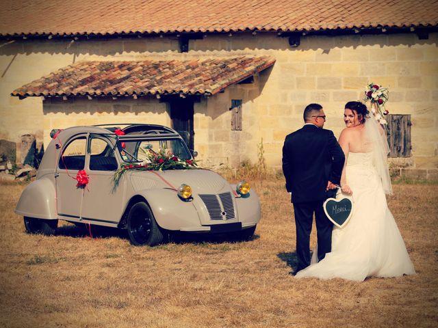 Le mariage de Patrice et Mélanie à Coutras, Gironde 12