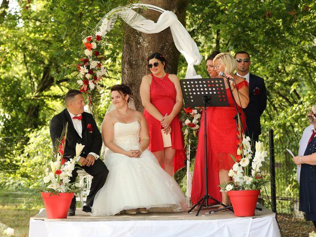 Le mariage de Patrice et Mélanie à Coutras, Gironde 15