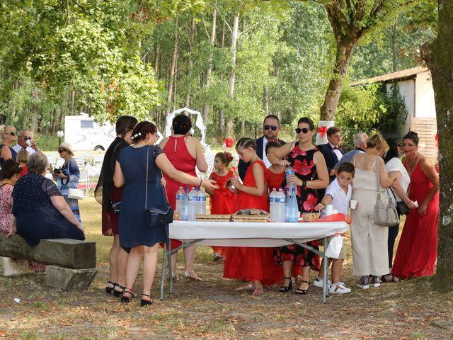 Le mariage de Patrice et Mélanie à Coutras, Gironde 21