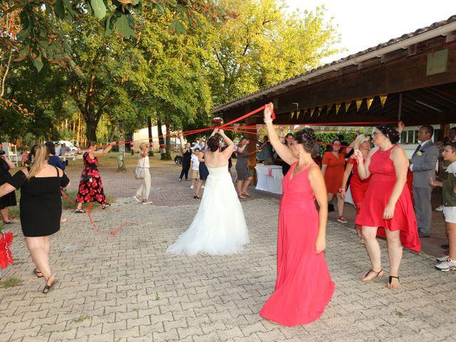 Le mariage de Patrice et Mélanie à Coutras, Gironde 23