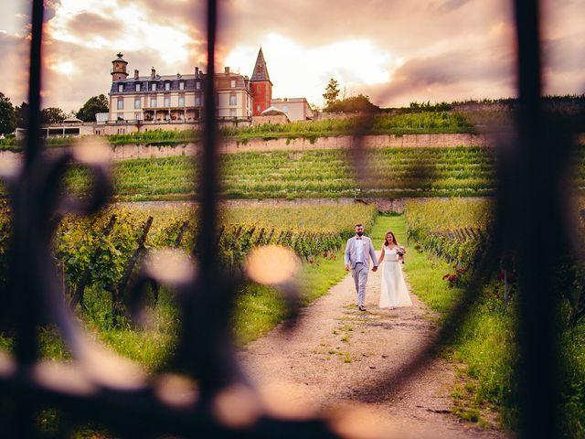 Le mariage de Sylvain et Carole à Rouffach, Haut Rhin 1