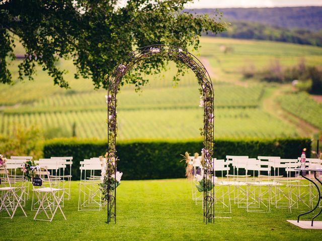 Le mariage de Sylvain et Carole à Rouffach, Haut Rhin 17