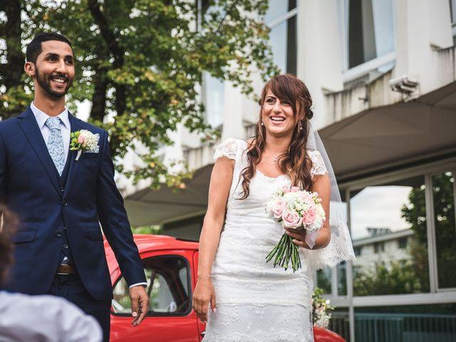 Le mariage de Yassir et Chloé à Seynod, Haute-Savoie 9