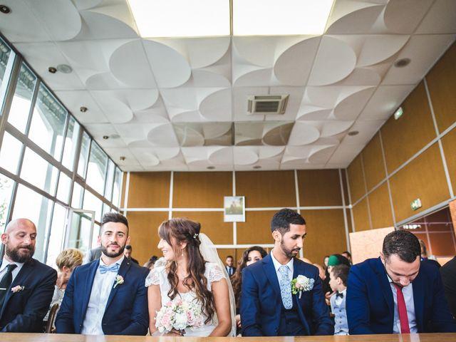 Le mariage de Yassir et Chloé à Seynod, Haute-Savoie 10