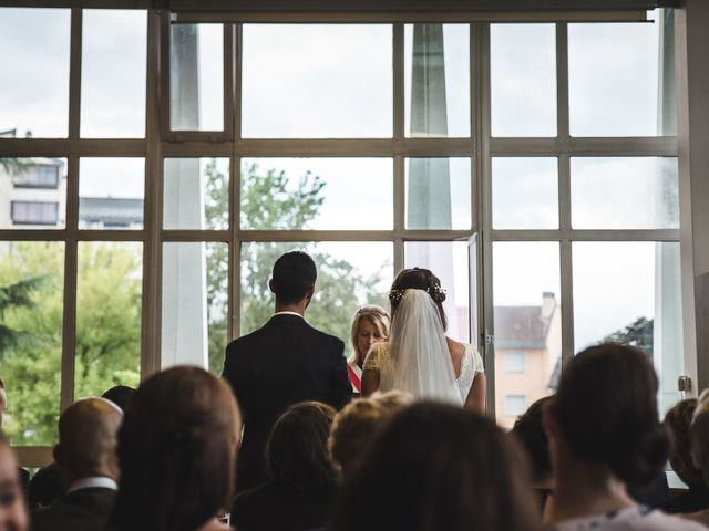 Le mariage de Yassir et Chloé à Seynod, Haute-Savoie 12