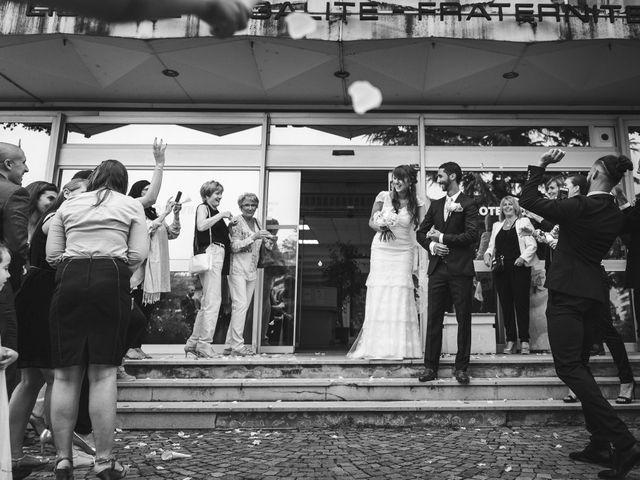Le mariage de Yassir et Chloé à Seynod, Haute-Savoie 15