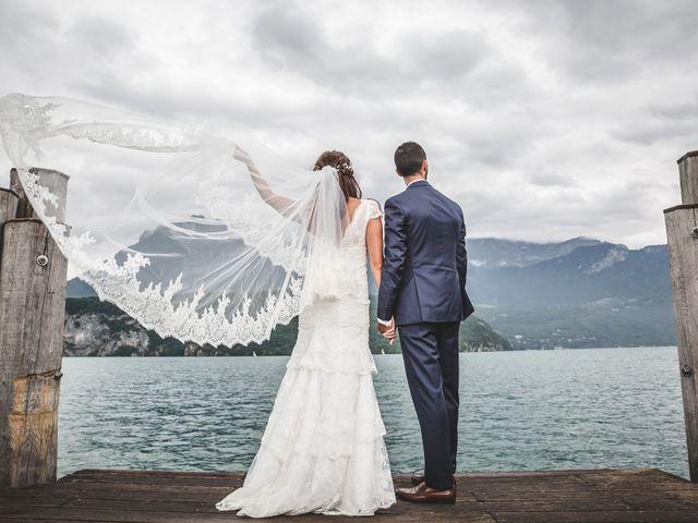 Le mariage de Yassir et Chloé à Seynod, Haute-Savoie 17