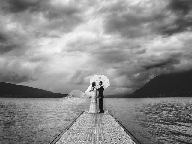 Le mariage de Yassir et Chloé à Seynod, Haute-Savoie 1