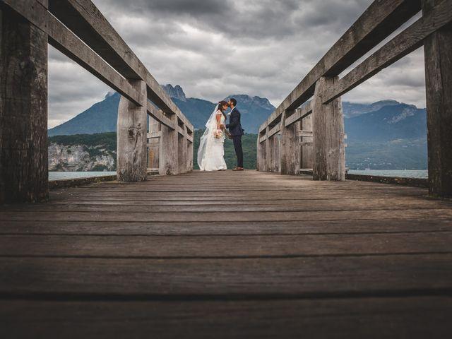 Le mariage de Yassir et Chloé à Seynod, Haute-Savoie 18