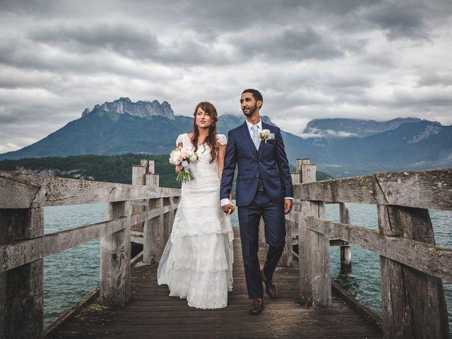 Le mariage de Chloé et Yassir