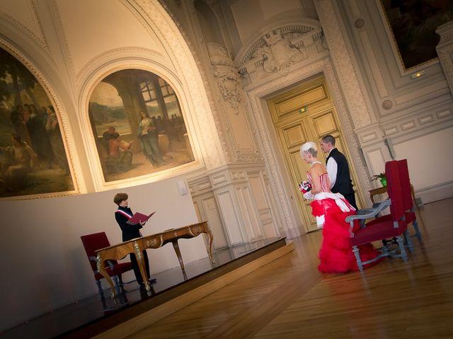 Le mariage de Laetitia et Bruno à Tours, Indre-et-Loire 6