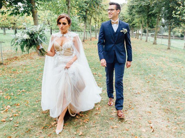 Le mariage de Alban et Marina à Thonon-les-Bains, Haute-Savoie 9