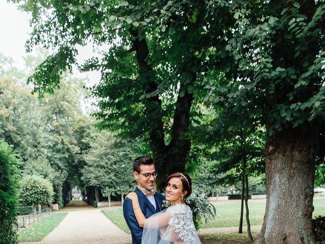 Le mariage de Alban et Marina à Thonon-les-Bains, Haute-Savoie 11